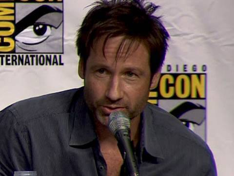 Духовны на Comic Con 2010