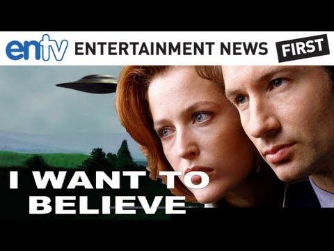 Репортаж об X-Files 3