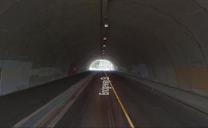 Bridgeway Street Tunnel
