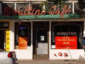Ovaltine Café – Vancouver, BC