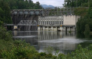 Ruskin Dam and Powerhouse – Ruskin, BC