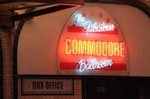 Commodore Ballroom – Vancouver, BC