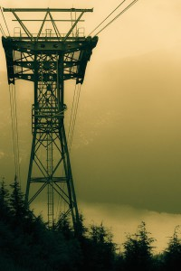 Grouse Mountain Skyride – North Vancouver, BC