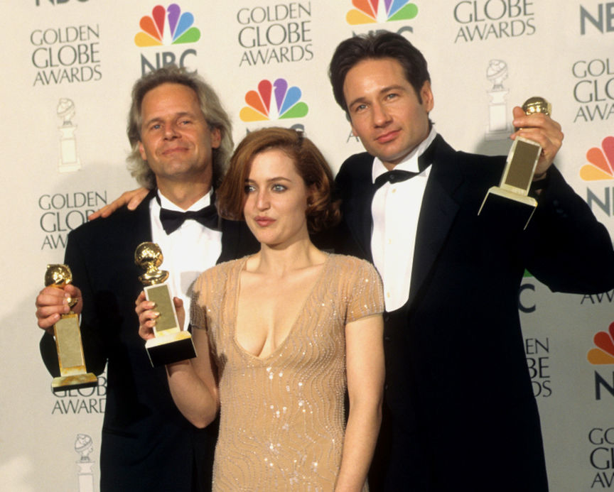 1997_gg54_gillian_anderson_david_duchovny_chris_carter_fotor